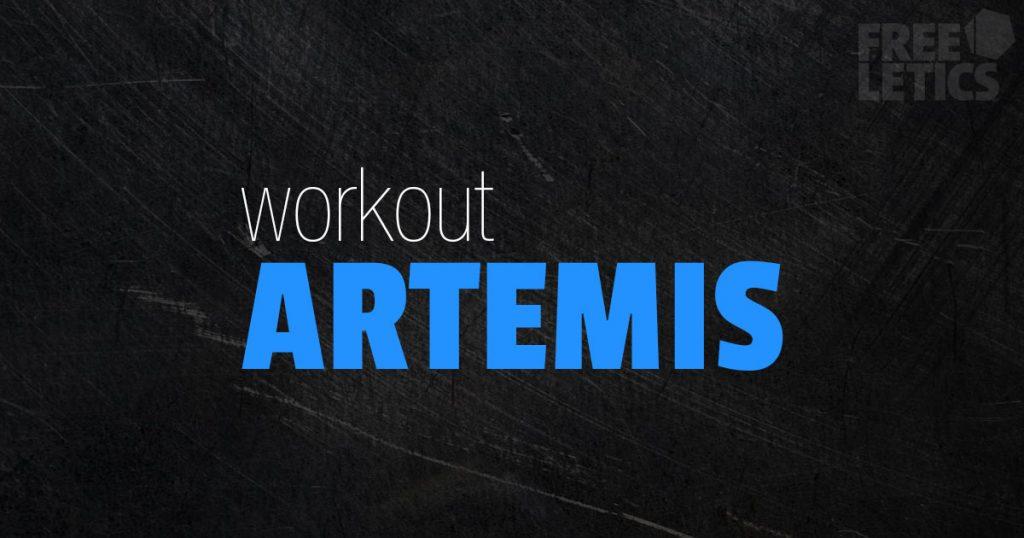 workout artemis