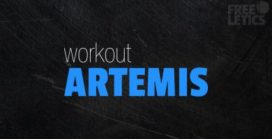workout artemis