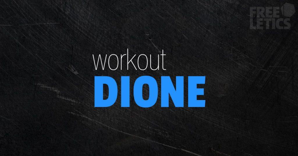 workout dione