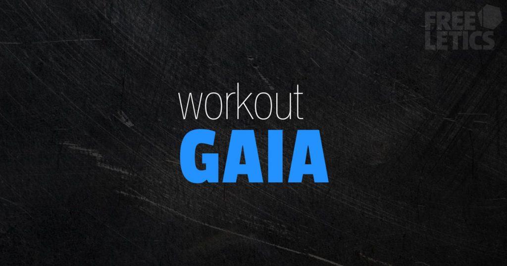 workout gaia