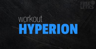 workout hyperion