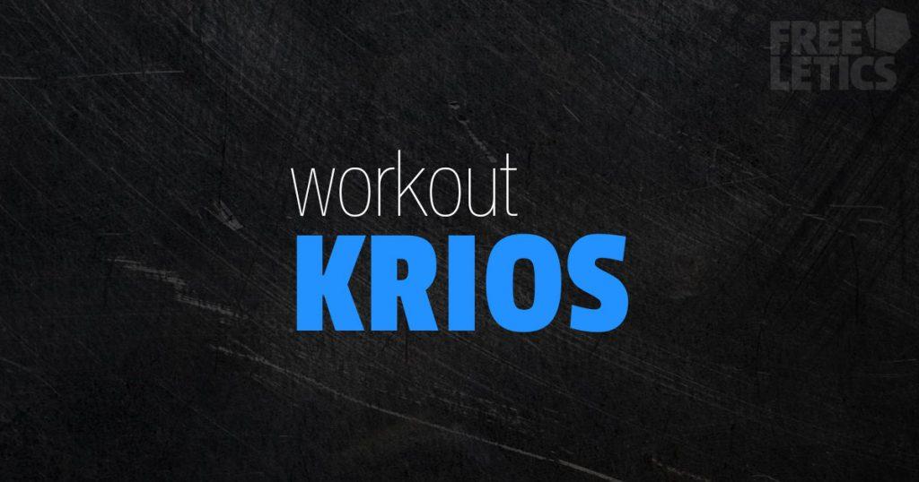 workout krios