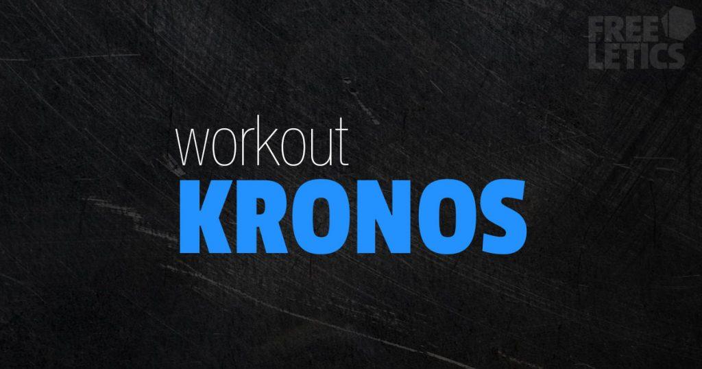 workout kronos