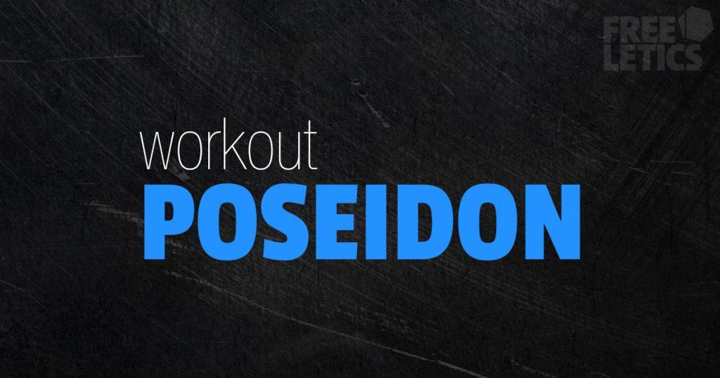 workout poseidon