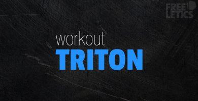 workout triton