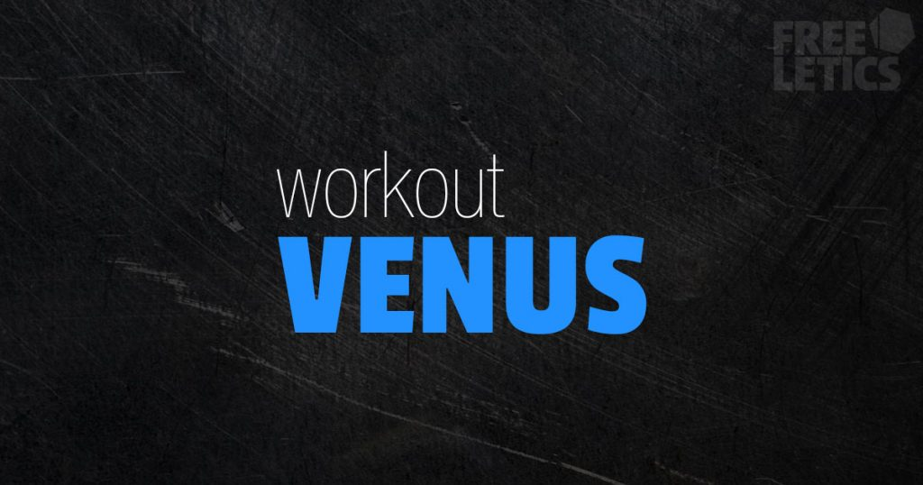 workout venus