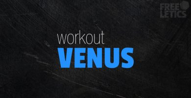 workout venus