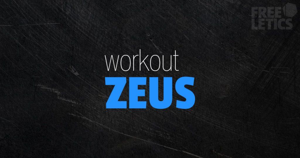 workout zeus