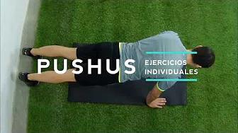 como hacer pushups